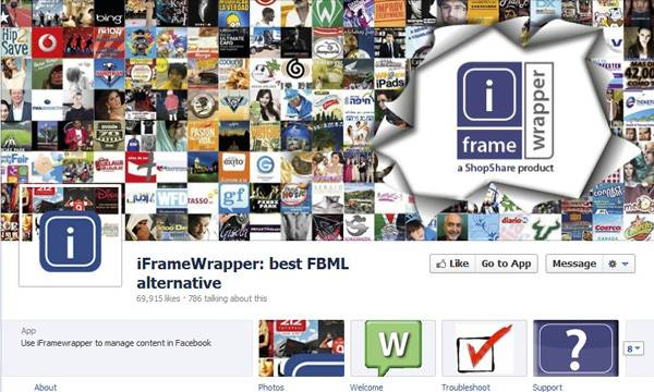 iframe wrapper