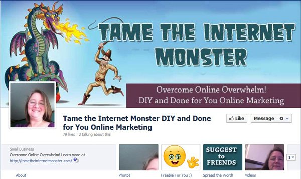 tame the internet monster
