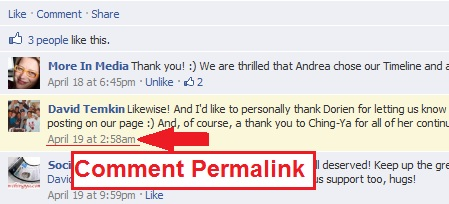 comment permalink