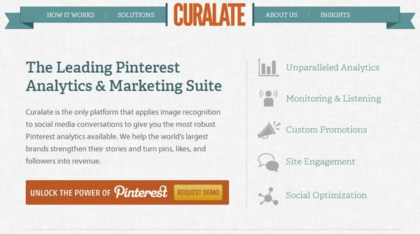 use curalate to track fans